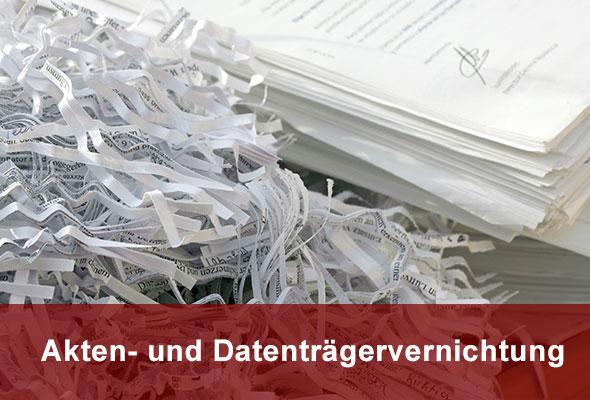 Akte Hamburg | Aktenvernichtung